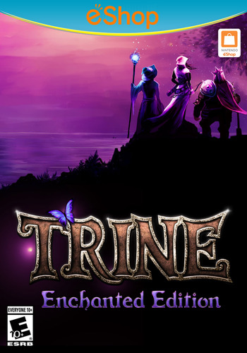 Trine Enchanted Edition WiiU coverM2 (BTEE)