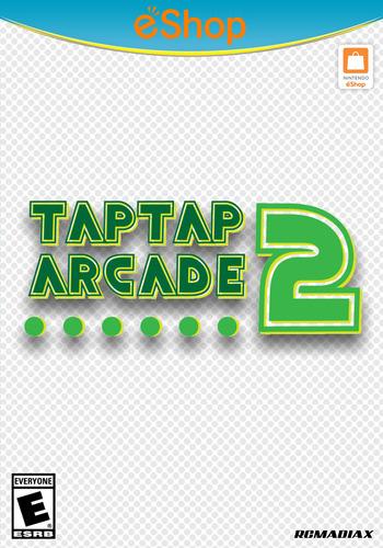 TAP TAP ARCADE 2 Array coverM2 (BTNE)