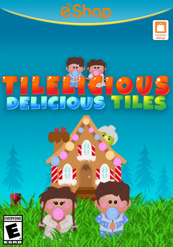 Tilelicious: Delicious Tiles WiiU coverM2 (BTSE)