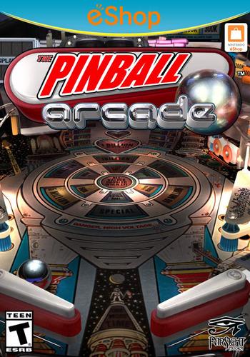 Pinball Arcade WiiU coverM2 (WACE)