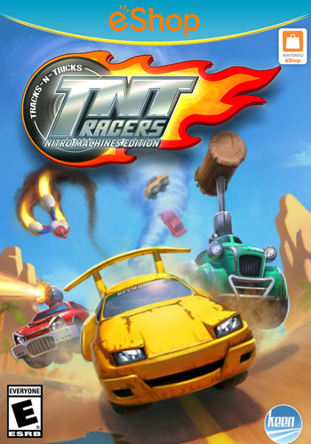 TNT Racers - Nitro Machines Edition WiiU coverM2 (WAYE)