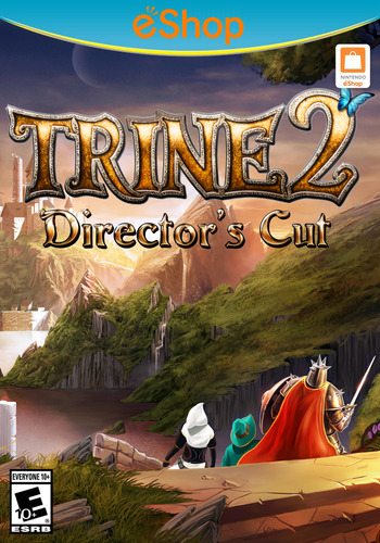 Trine 2: Director's Cut WiiU coverM2 (WBDE)