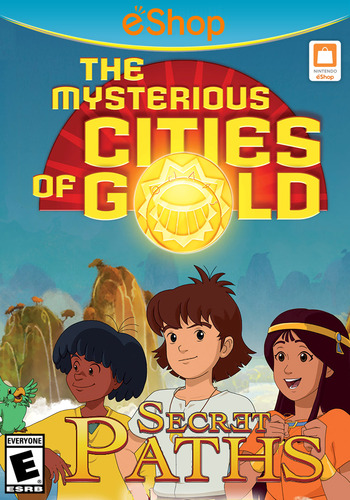The Mysterious Cities of Gold: Secret Paths WiiU coverM2 (WC3E)