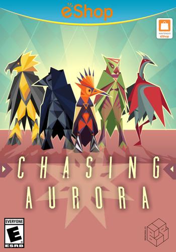 Chasing Aurora WiiU coverM2 (WCAE)
