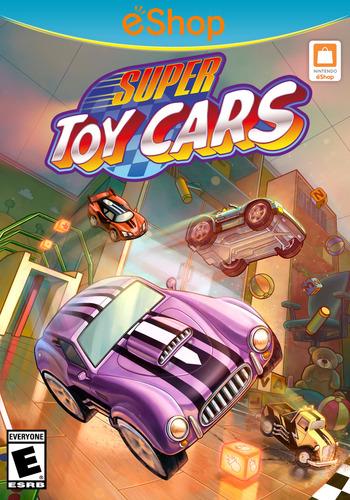 Super Toy Cars Array coverM2 (WCTE)