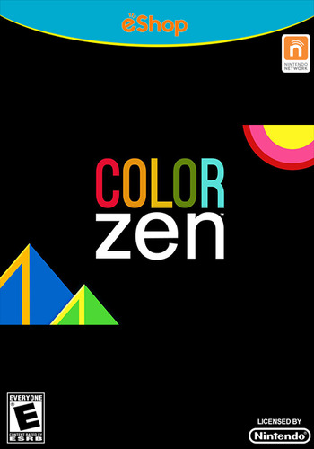 Color Zen WiiU coverM2 (WCZE)