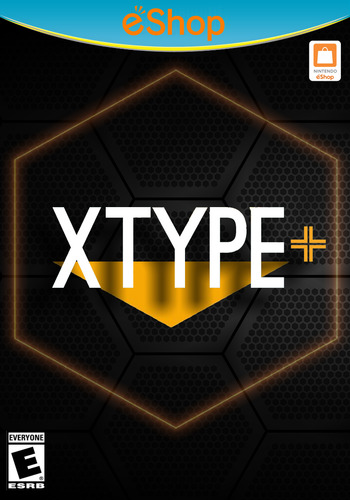 XType+ WiiU coverM2 (WEXE)