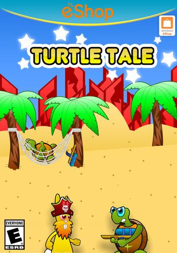 Turtle Tale WiiU coverM2 (WK8E)