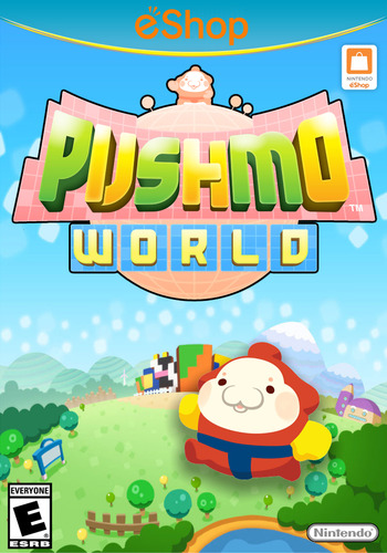 Pushmo World WiiU coverM2 (WKEE)