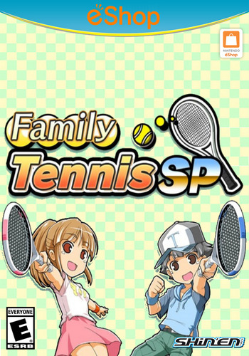 Family Tennis SP WiiU coverM2 (WLKE)