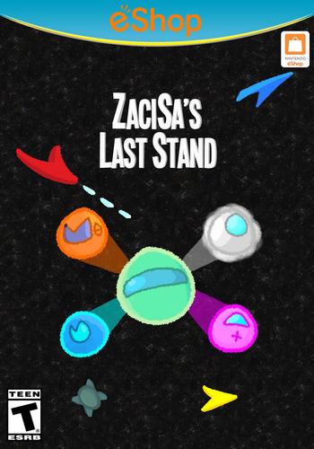 ZaciSa's Last Stand WiiU coverM2 (WLSE)