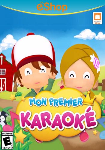 Mon Premier Karaoké WiiU coverM2 (WMKE)