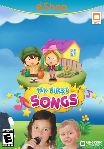 My First Songs WiiU coverM2 (WMSE)