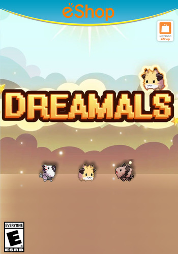 Dreamals WiiU coverM2 (WRLE)