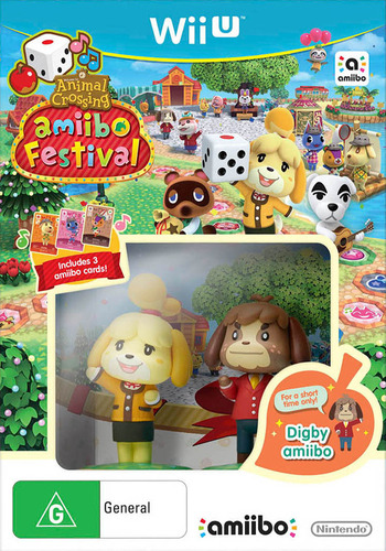 Animal Crossing: amiibo Festival Array coverMB (AALP01)
