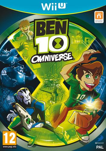 Ben 10: Omniverse WiiU coverMB (ABEPAF)