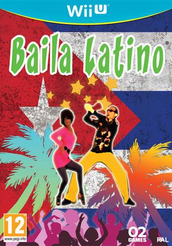 Baila Latino WiiU coverMB (ABLPYF)