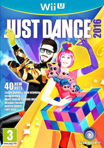 Just Dance 2016 WiiU coverMB (AJ6P41)