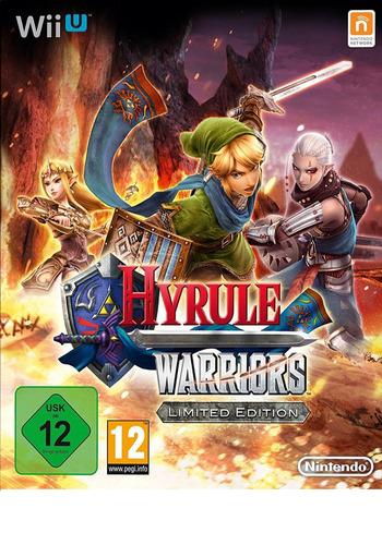 Hyrule Warriors WiiU coverMB (BWPP01)