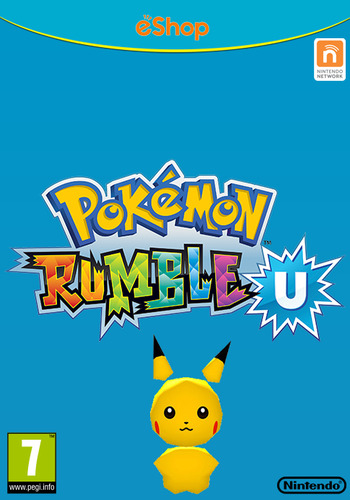 Pokémon Rumble U WiiU coverMB (WCNP)