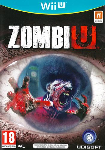 ZombiU WiiU coverMB (AZUP41)