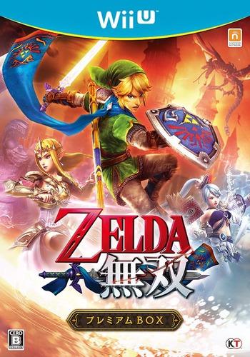 ゼルダ無双 WiiU coverMB (BWPJC8)