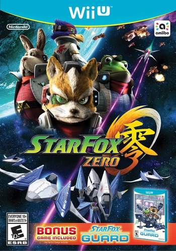 Star Fox Zero WiiU coverMB (AFXE01)