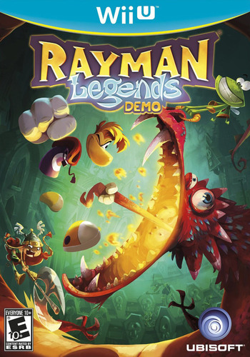 Rayman Legends WiiU coverMB (ARME41)