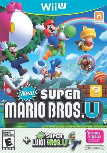 New Super Mario Bros. U + New Super Luigi U WiiU coverMB (ATWE01)