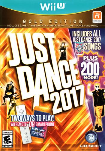 Just Dance 2017 WiiU coverMB (BJ7E41)