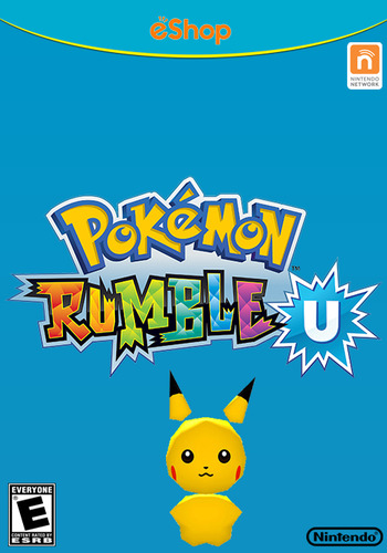 Pokémon Rumble U WiiU coverMB (WCNE)