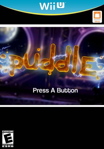 Puddle WiiU coverMB (WDLE)
