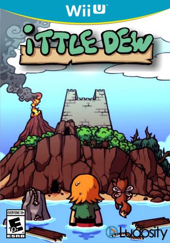 Ittle Dew WiiU coverMB (WDWE)