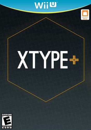 XType+ WiiU coverMB (WEXE)