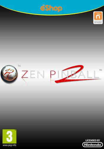 Zen Pinball 2 Array coverMB2 (WBAP)