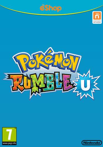 Pokémon Rumble U WiiU coverMB2 (WCNP)