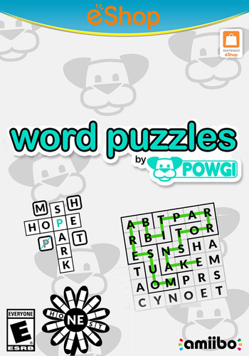 Word Puzzles by POWGI Array coverMB2 (AW2E)