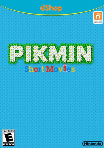 Pikmin Short Movies HD WiiU coverMB2 (MCVE)