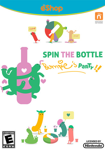 Spin the Bottle: Bumpie's Party WiiU coverMB2 (WB6E)