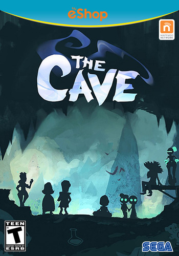 The Cave Array coverMB2 (WCVE)