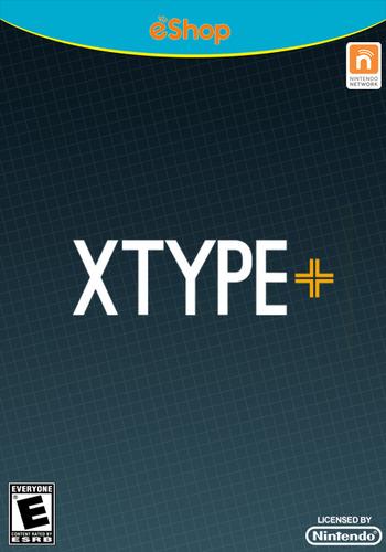 XType+ WiiU coverMB2 (WEXE)