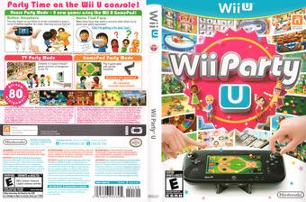 Wii Party U WiiU cover (ANXE01)