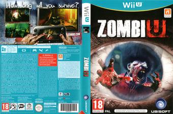 ZombiU pochette WiiU (AZUP41)