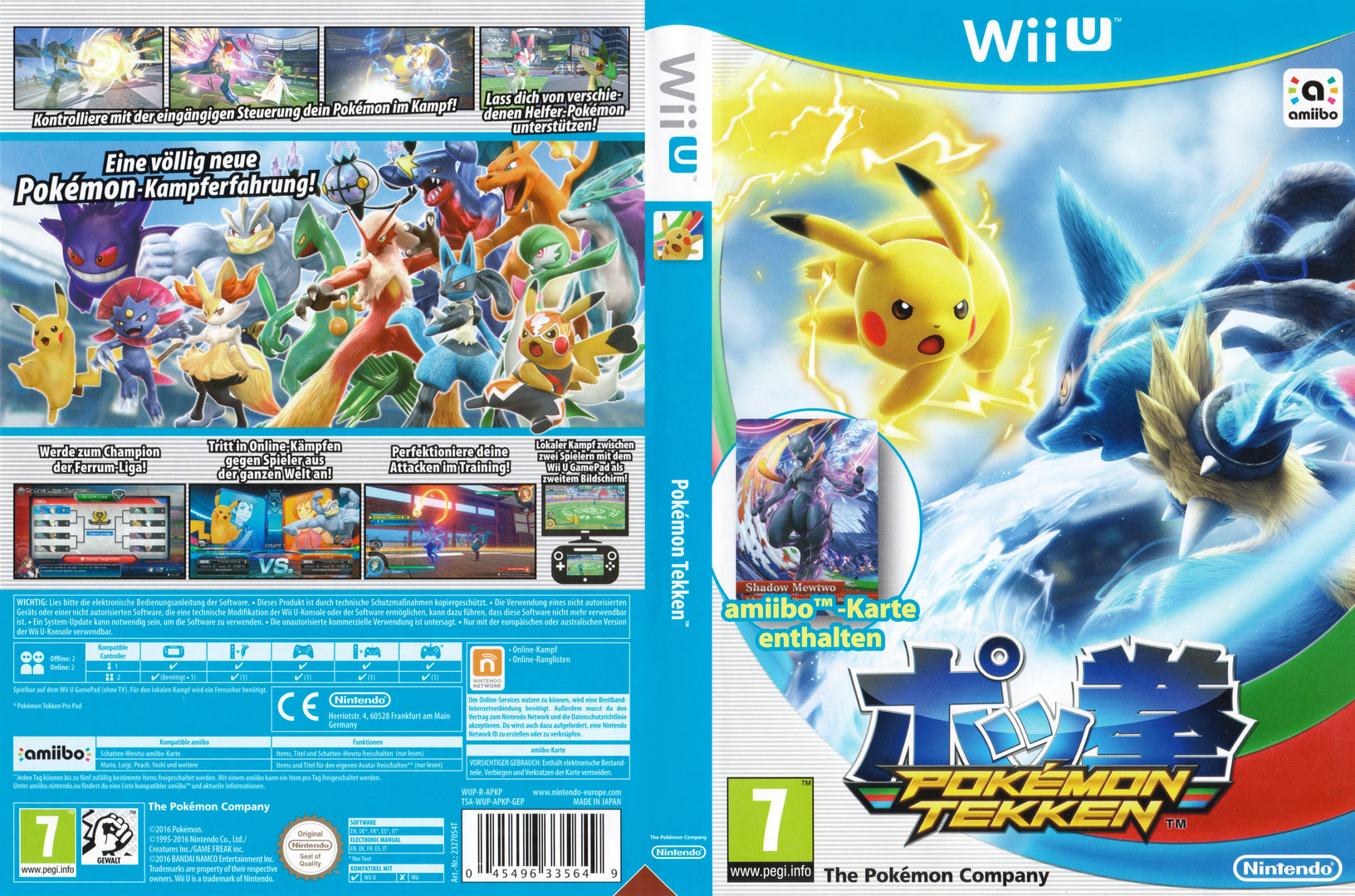 Pokémon Tekken WiiU coverfullHQ (APKP01)