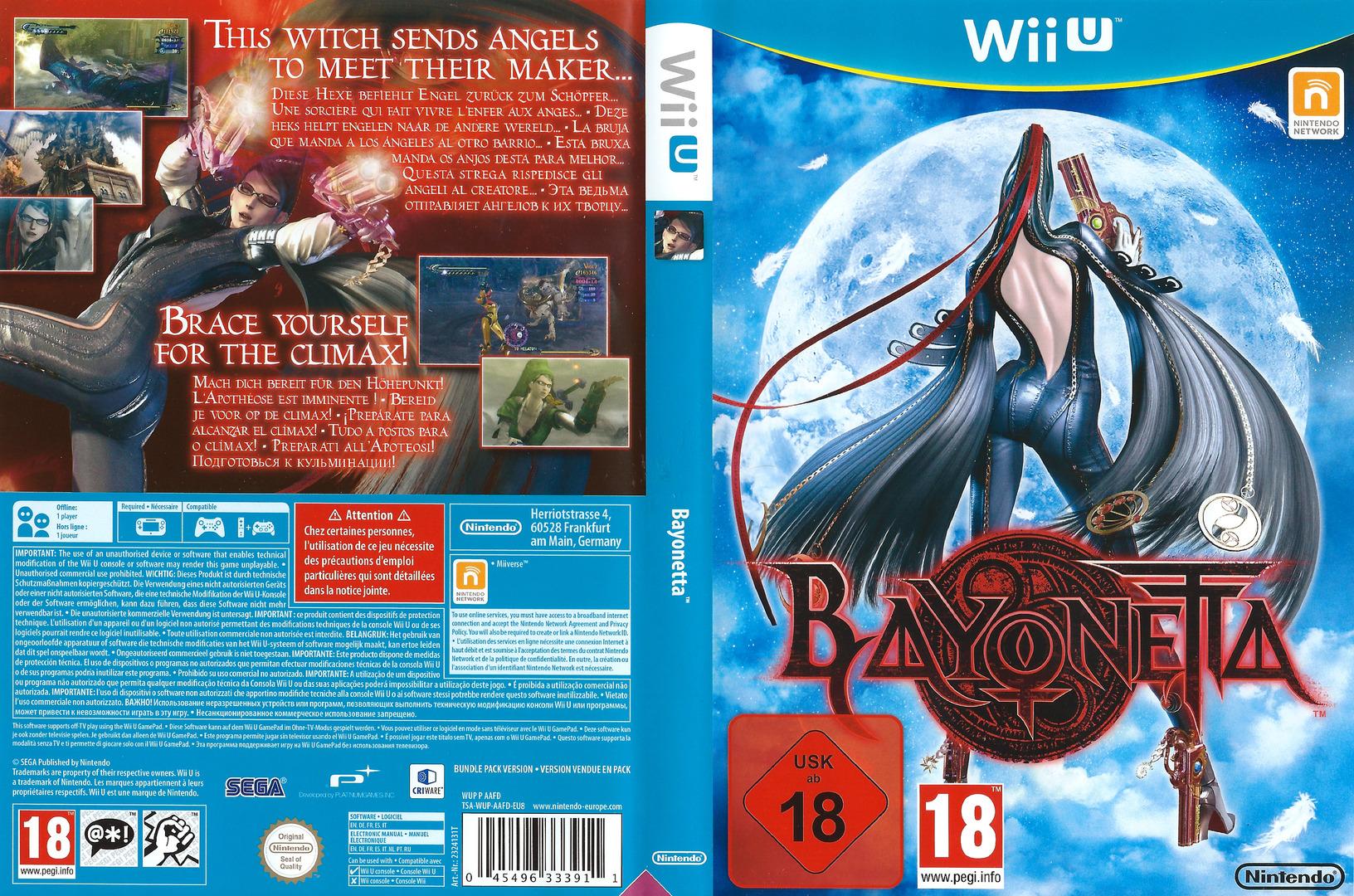 Bayonetta WiiU coverfullHQ (AAFD01)