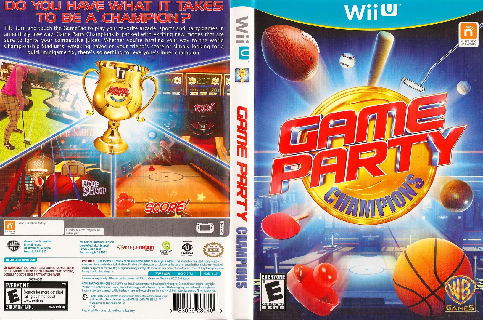 Game Party Champions WiiU coverfullHQ (AGPEWR)