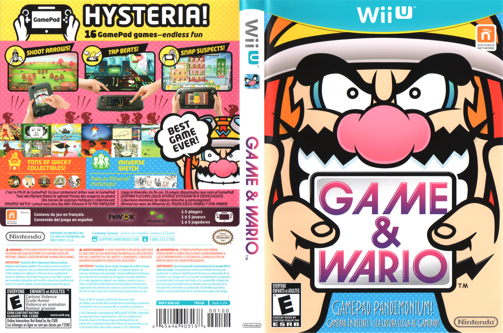 Game & Wario WiiU coverfullHQ (ASAE01)