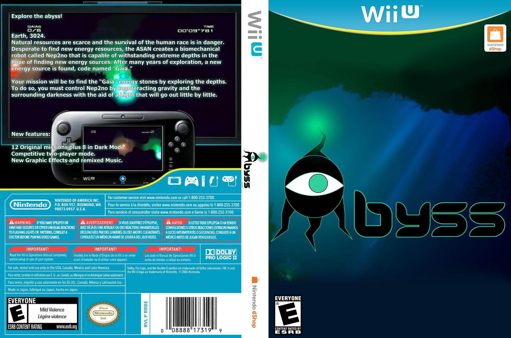 Abyss WiiU coverfullHQ (AVKE)