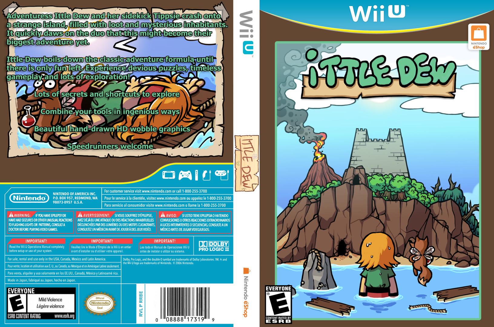 Ittle Dew WiiU coverfullHQ (WDWE)