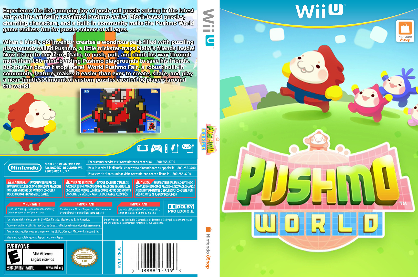 Pushmo World WiiU coverfullHQ (WKEE)